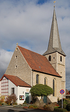 Die Evangelisch-Lutherische St. Martinskirche