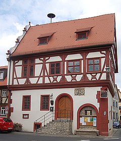Rathaus in Segnitz am Main