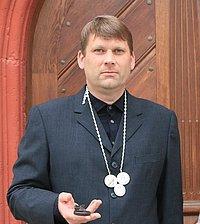 1. Bürgermeister Peter Matterne